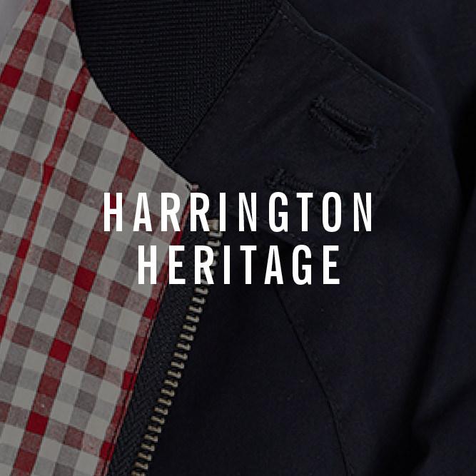 The Ben Sherman Harrington Heritage