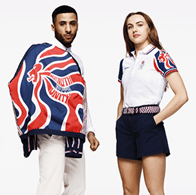 Ben Sherman and Team GB reveal official Olympic ceremony looks