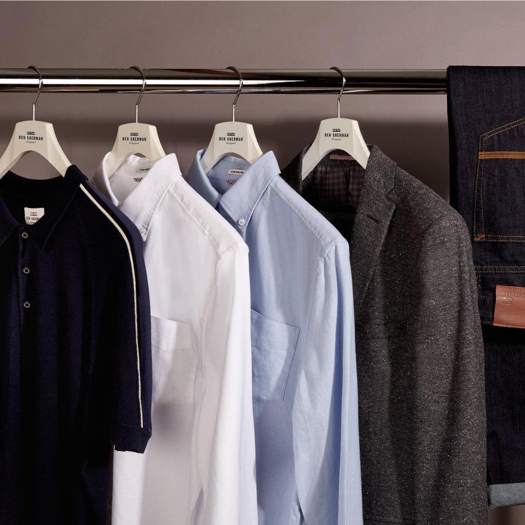 The 5 Piece Work Wardrobe