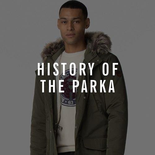 History of the Parka