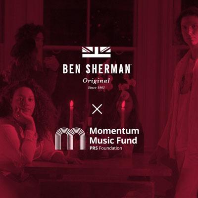 Ben Sherman X Momentum