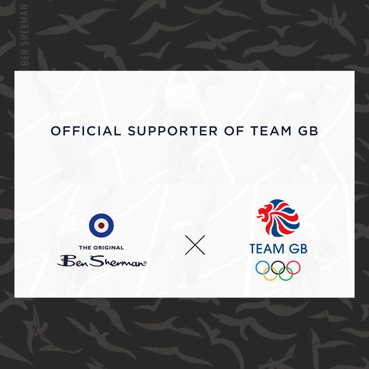 Announcement: Ben Sherman X Team GB