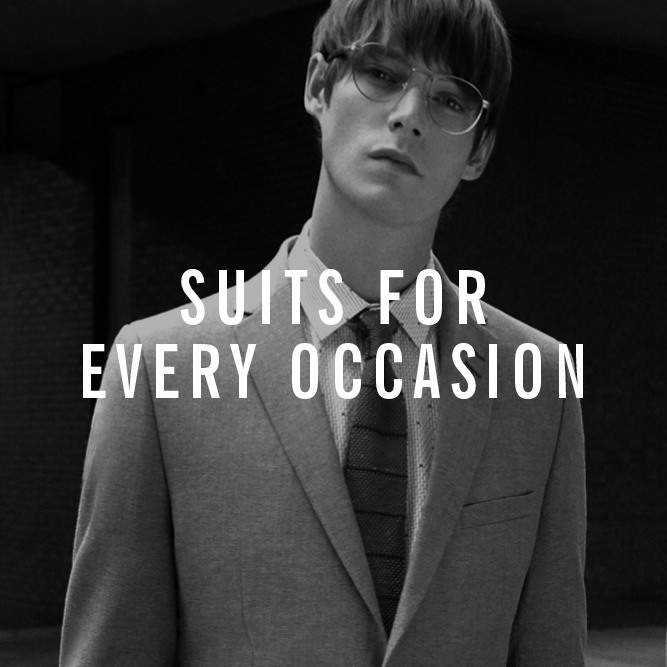 Suits For Every Occasion