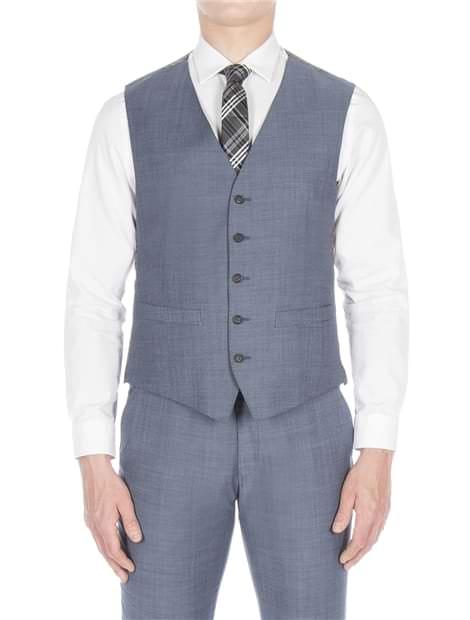 Petrol Blue Tonic Camden Fit Suit