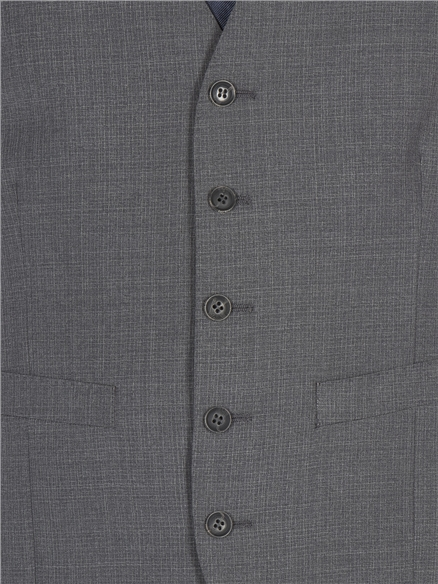Smoked Grey Broken Check Suit