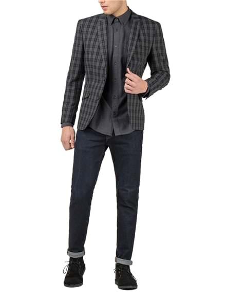 Checker Jacket
