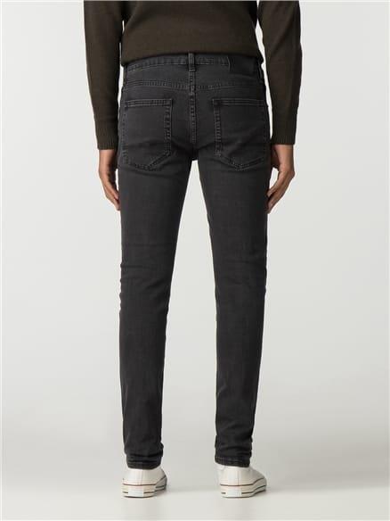 Grey Skinny Jean