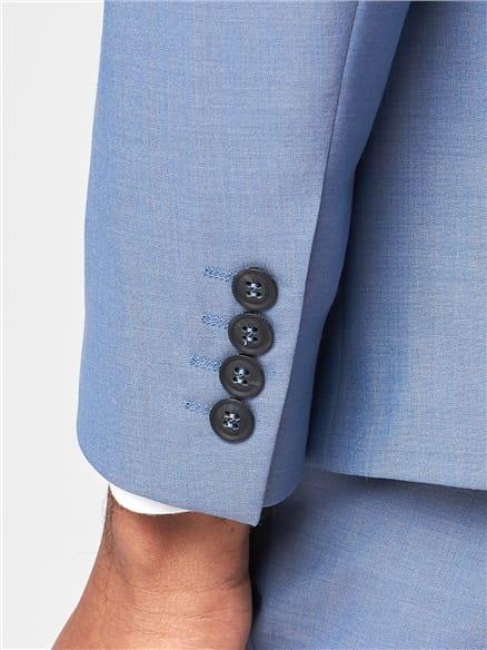 Smoke Blue Tonic Camden Suit