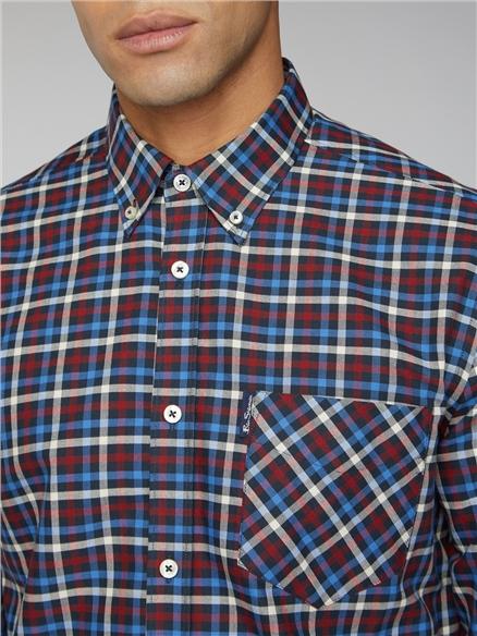Blue House Gingham Shirt