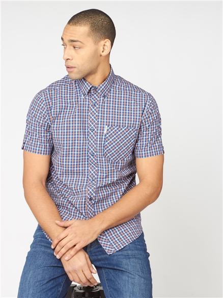 Signature Short Sleeve House Check Shirt