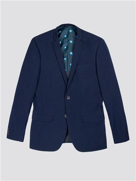 Blue Rust Fleck Slim Fit Suit