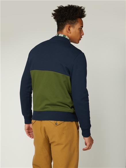 Sports Long Sleeve Logo Sweatshirt