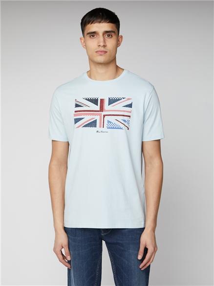 Union Jack Graphic Tee