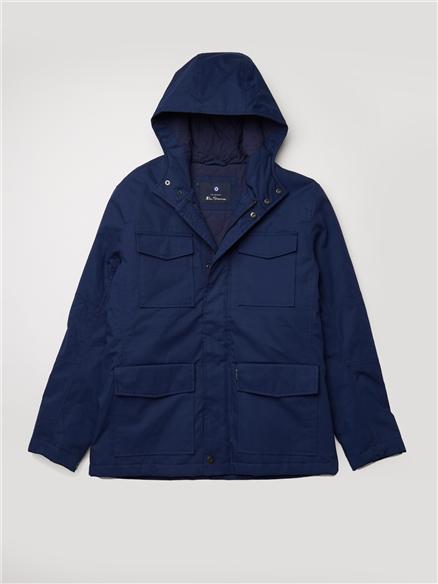 Four Pocket Field Jacket