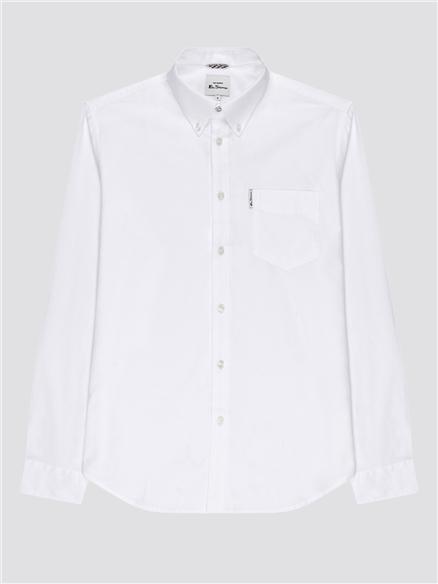 Ben Sherman Organic Cotton Oxford Shirt