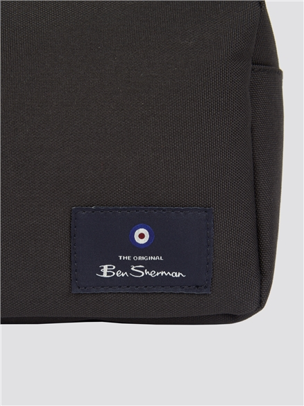 Lenon Black Washbag