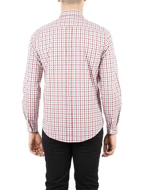 House Gingham Check Long Sleeve Shirt
