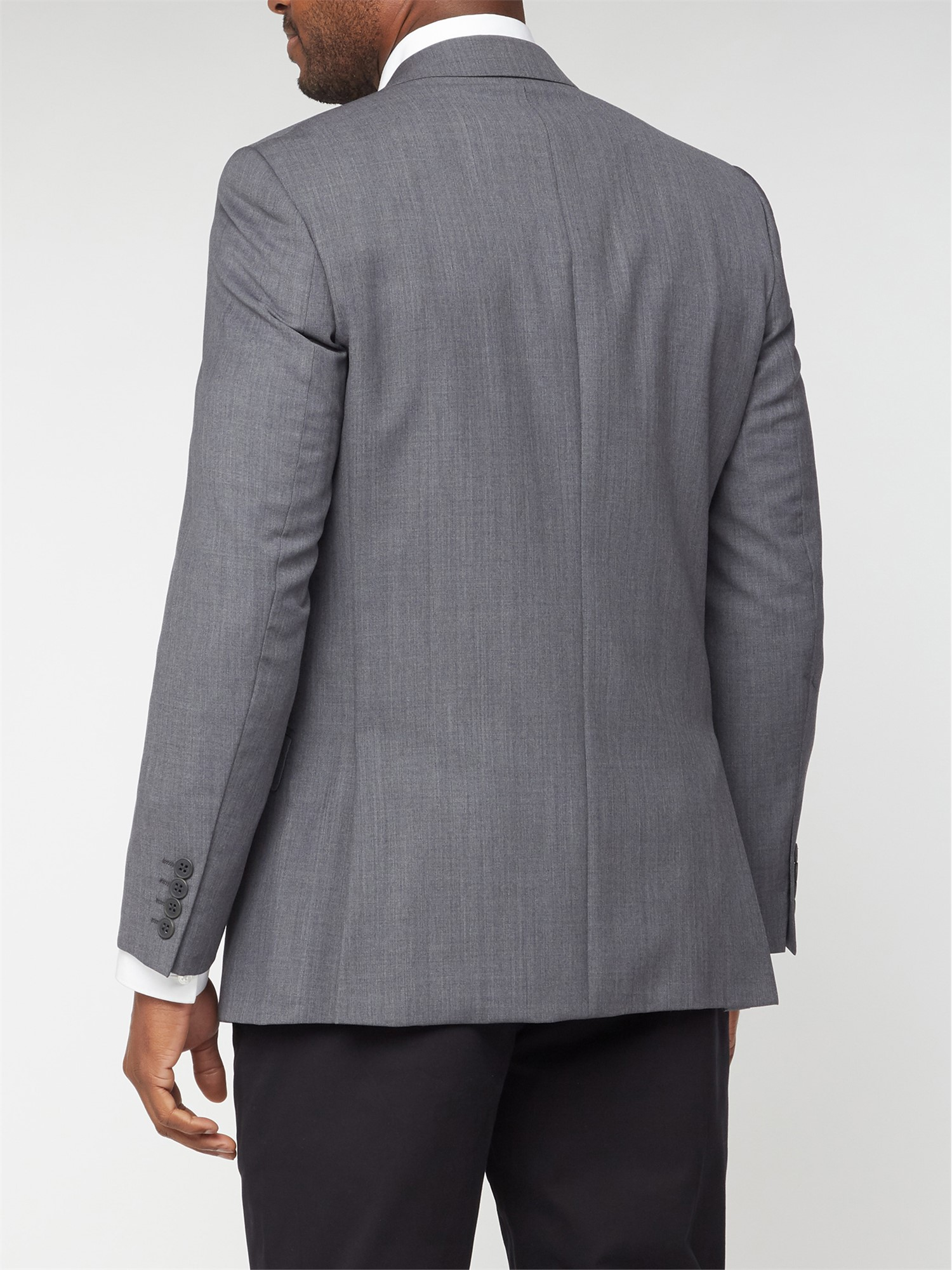 Grey Kings Fit Suit