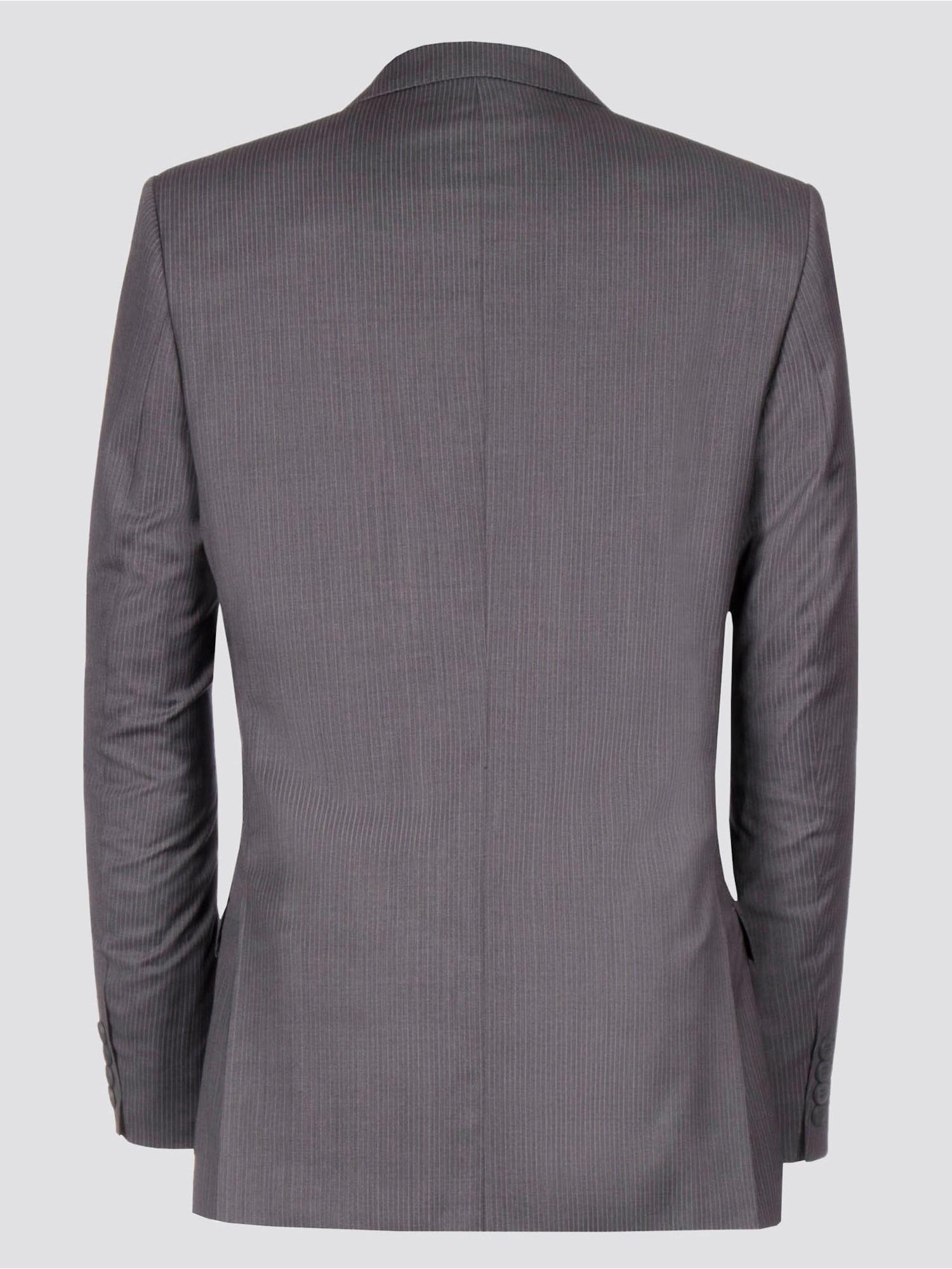 Grey Stripe Suit