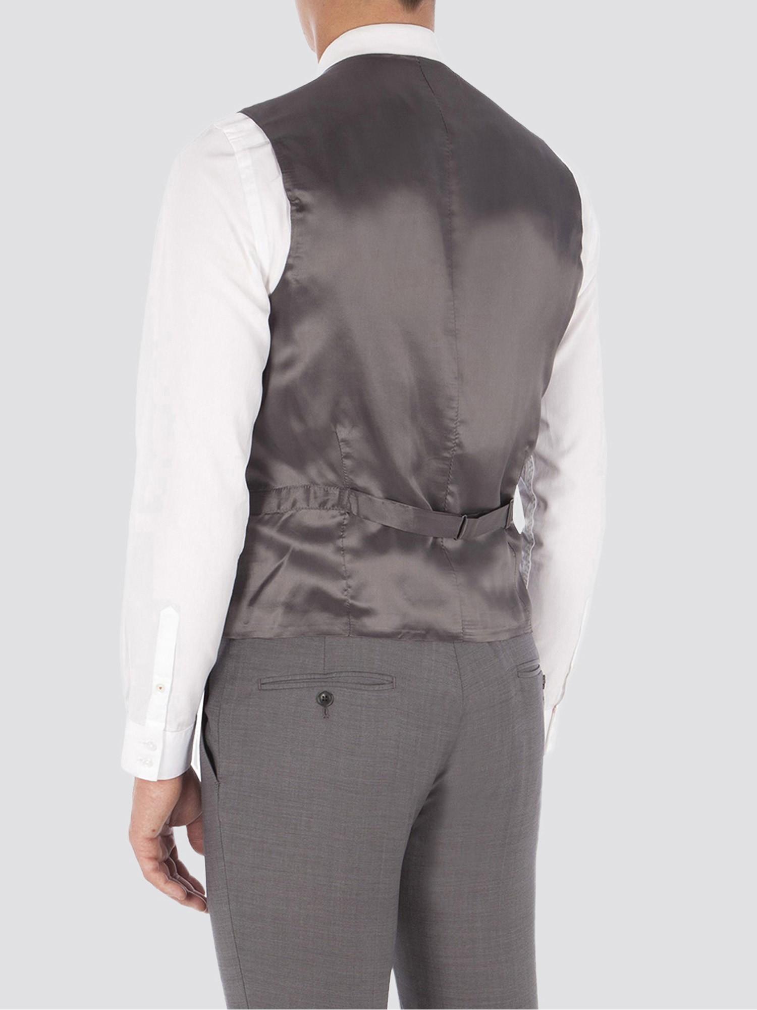 Smoked Pearl Tonic Waistcoat