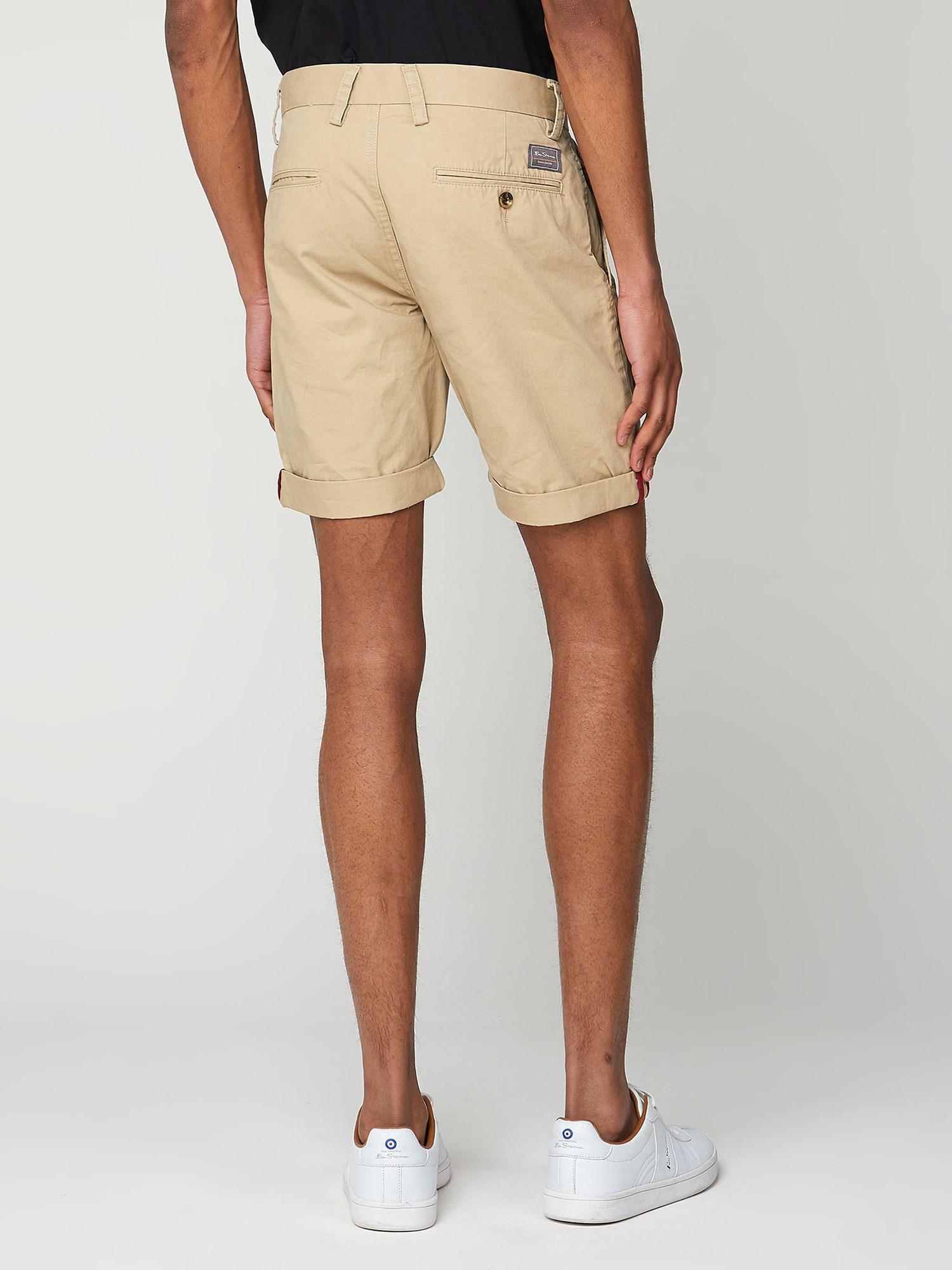 Straight Leg Chino Short