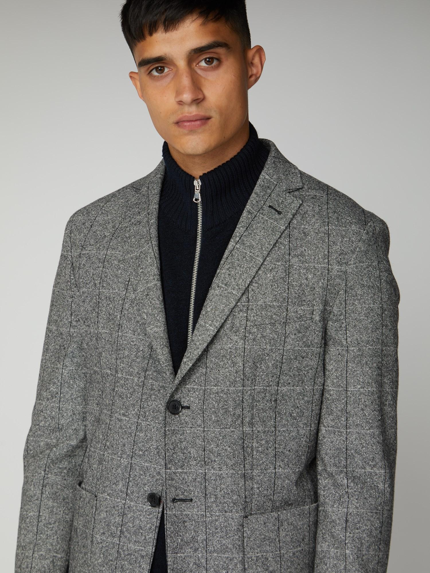 Salt and Pepper Suit