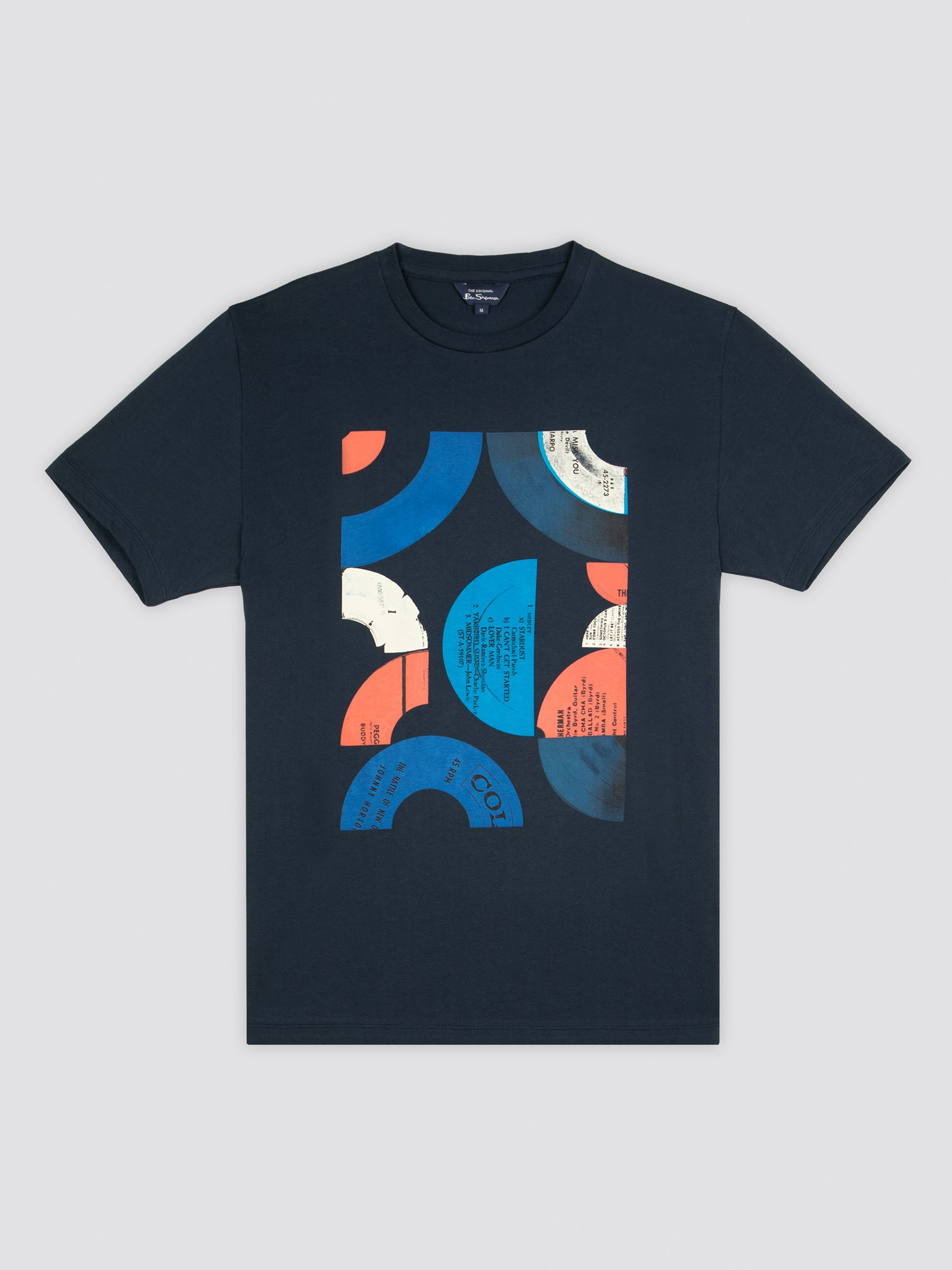 Record Targets Tee