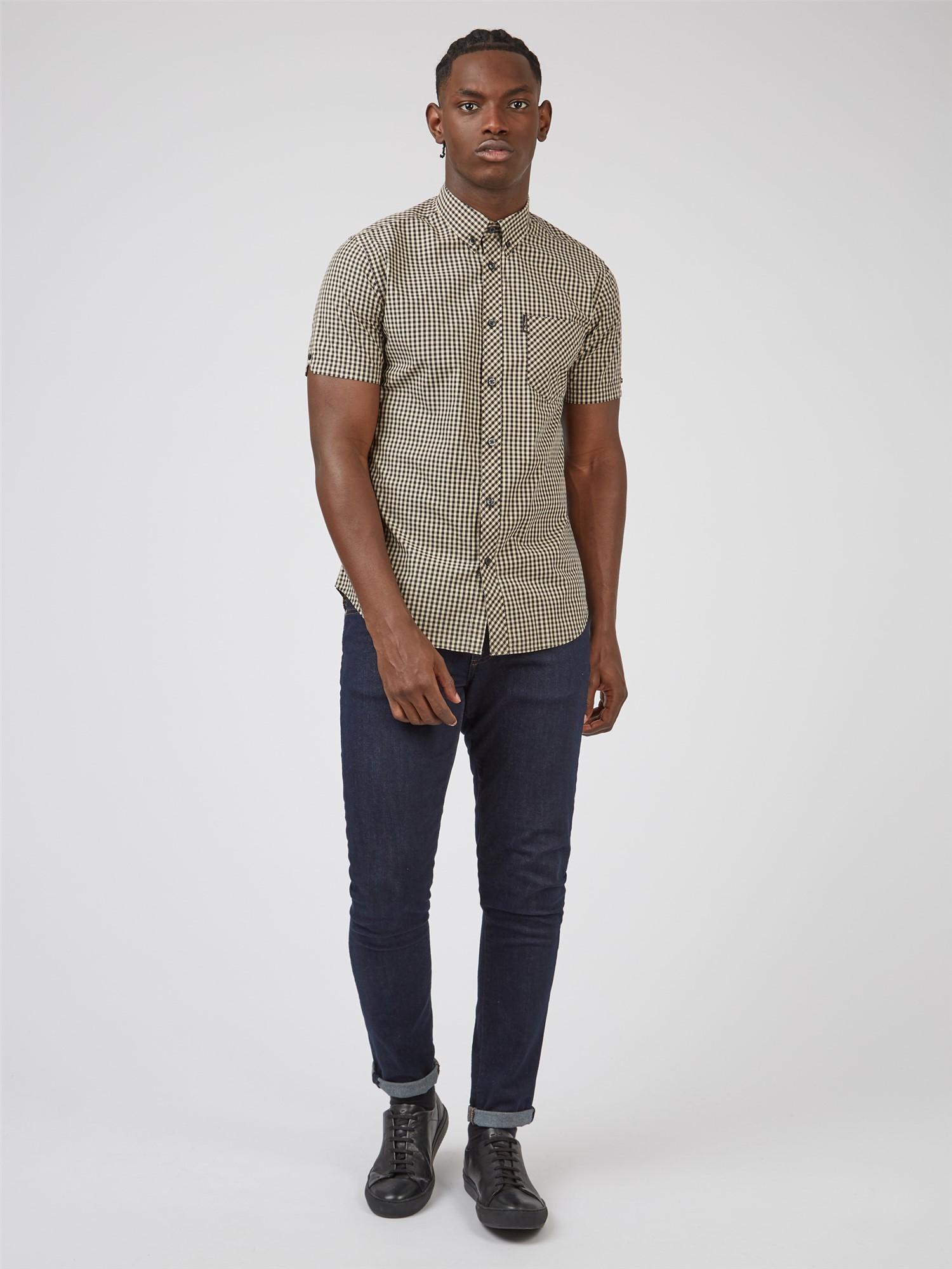 Core Gingham Shirt