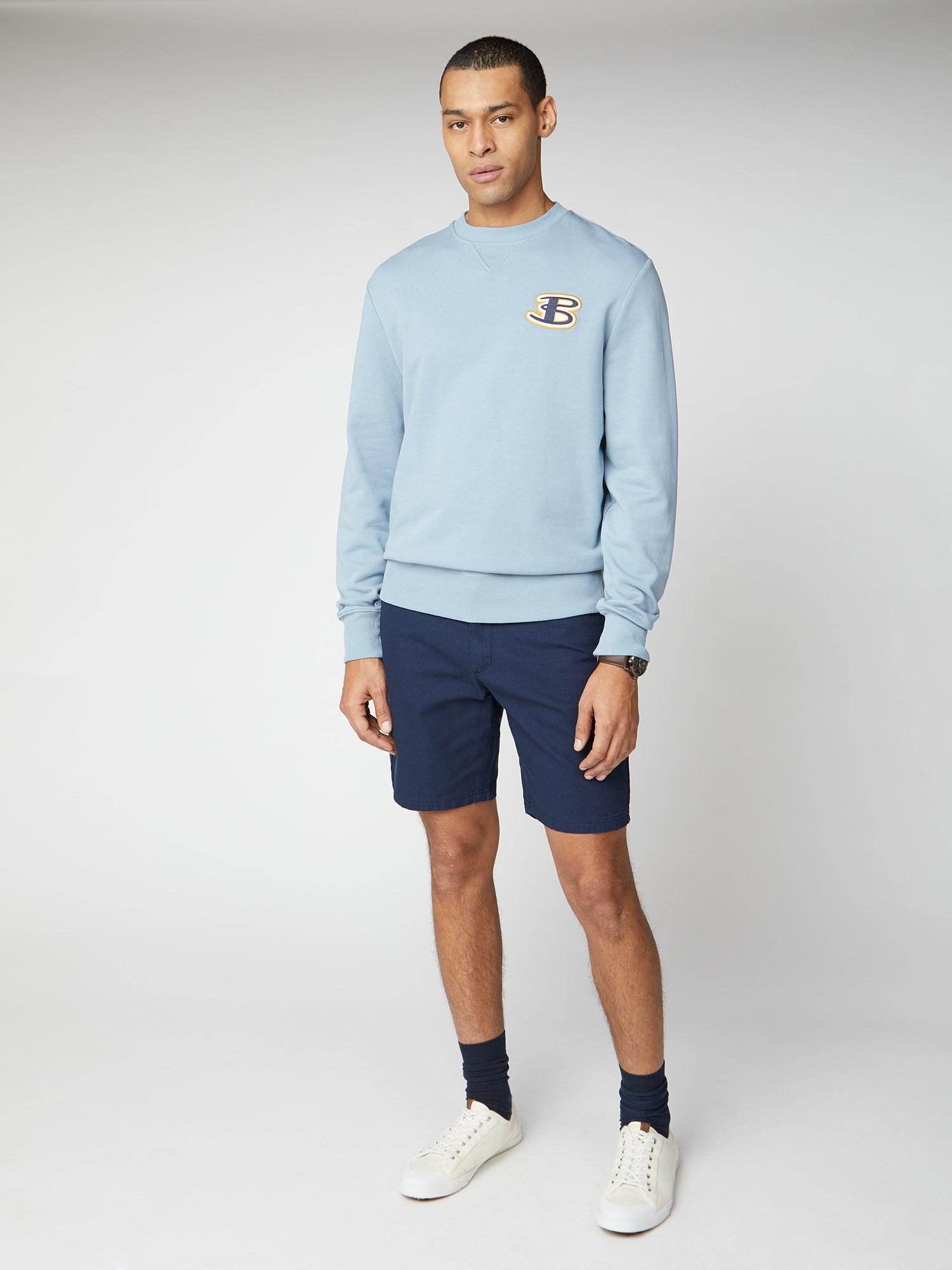 Cornelli Logo Sweatshirt