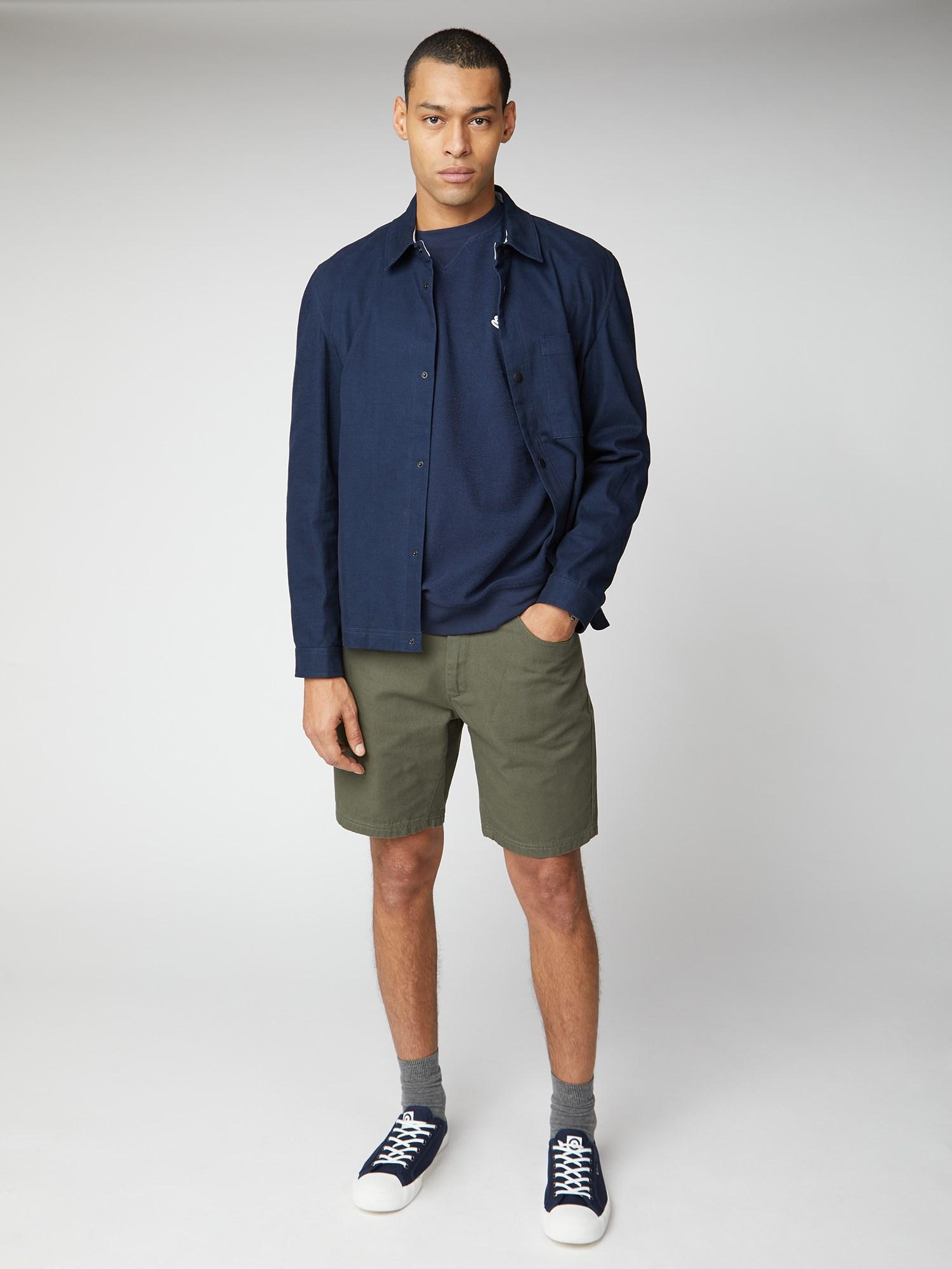 Lightweight Fabric Jumper
