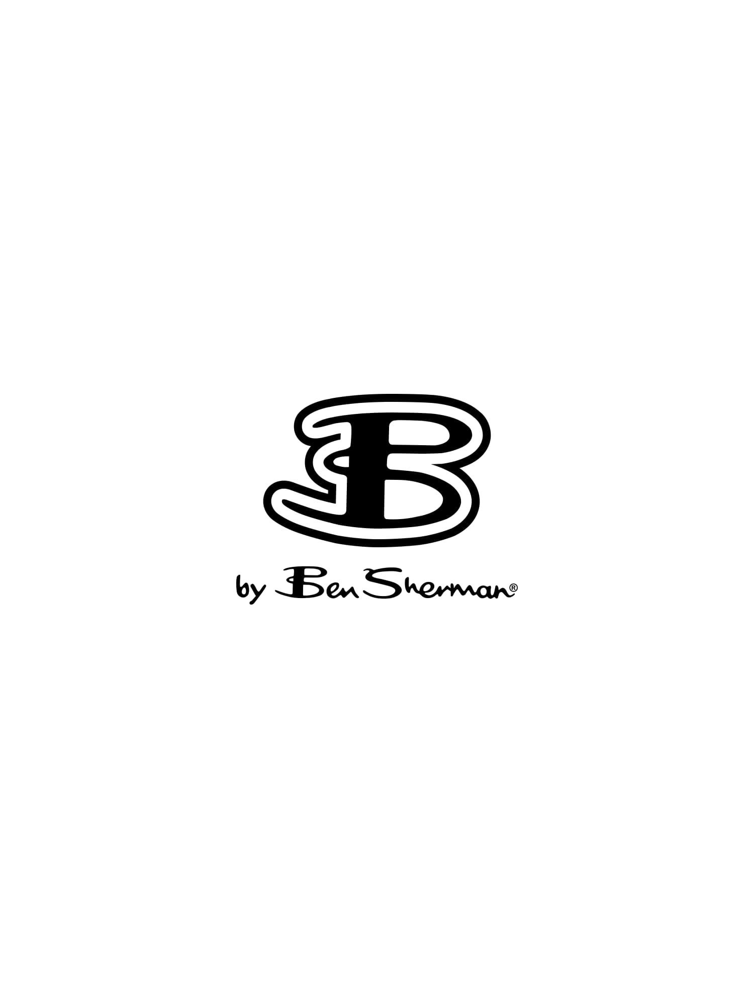 Ben Sherman Black Logo Hoodie