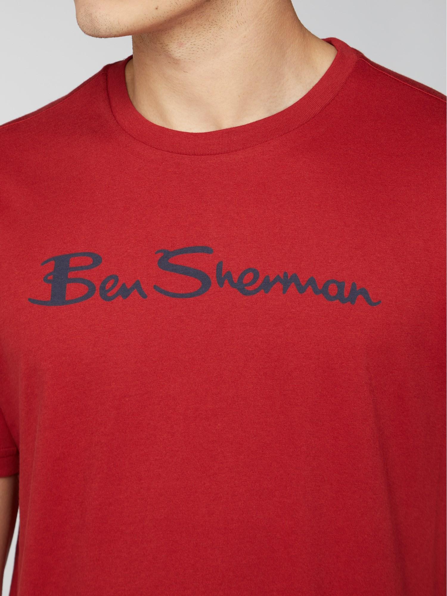 Ben Sherman Logo Tee
