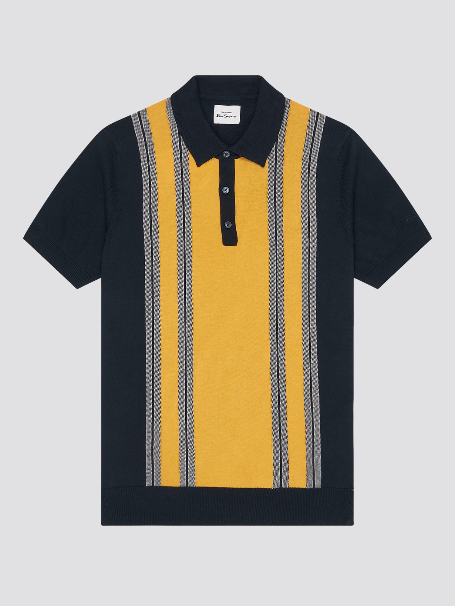 Mod Stripe Polo