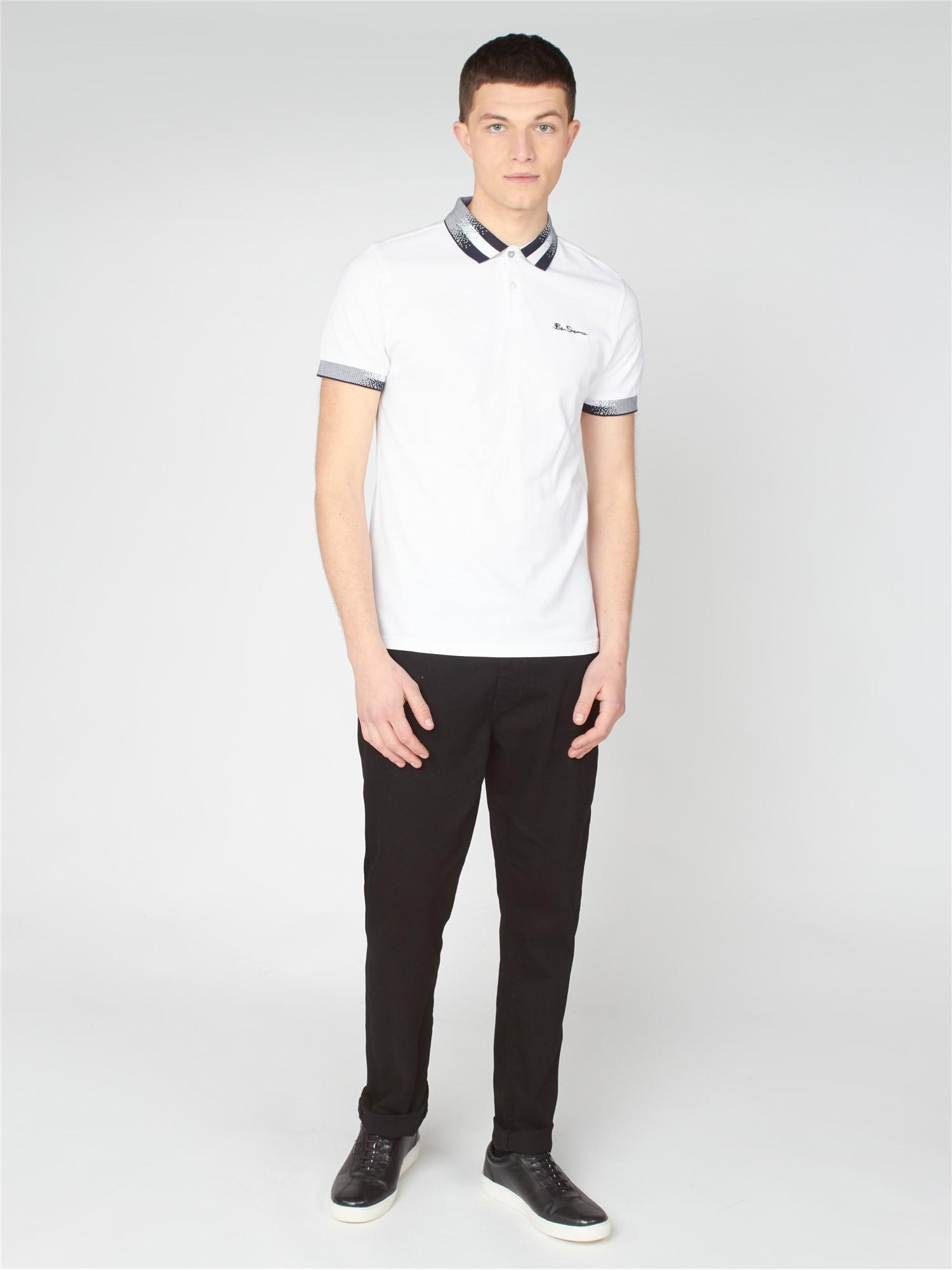 Collar Interest Polo