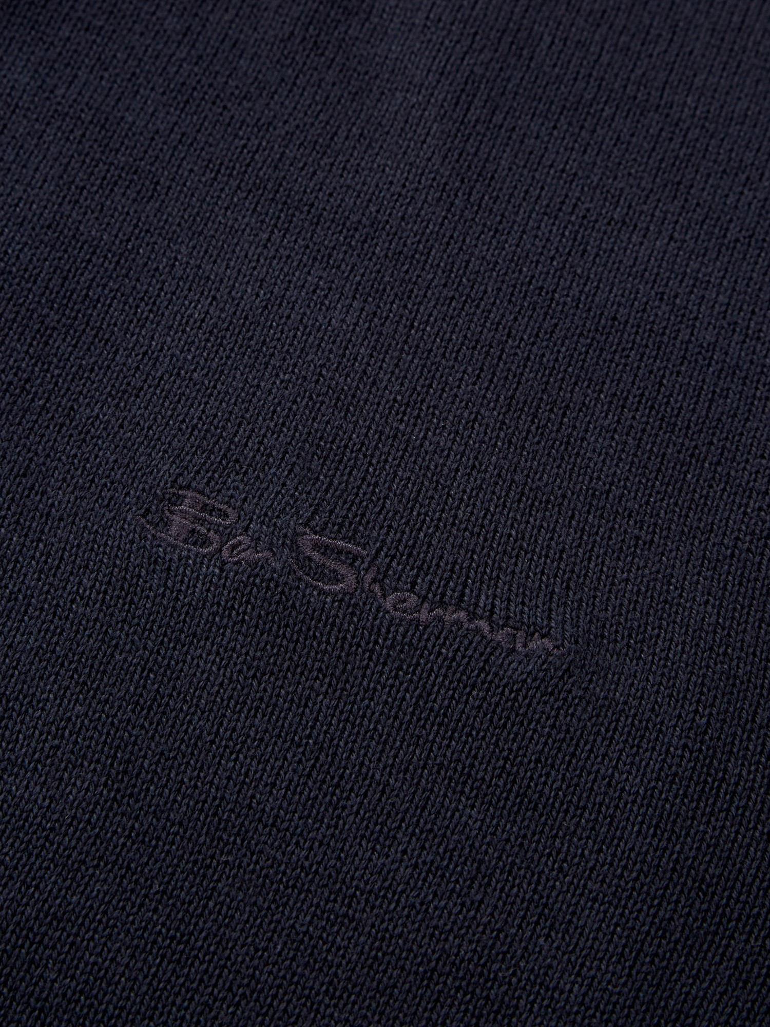 Signature Knitted Crew Neck Jumper
