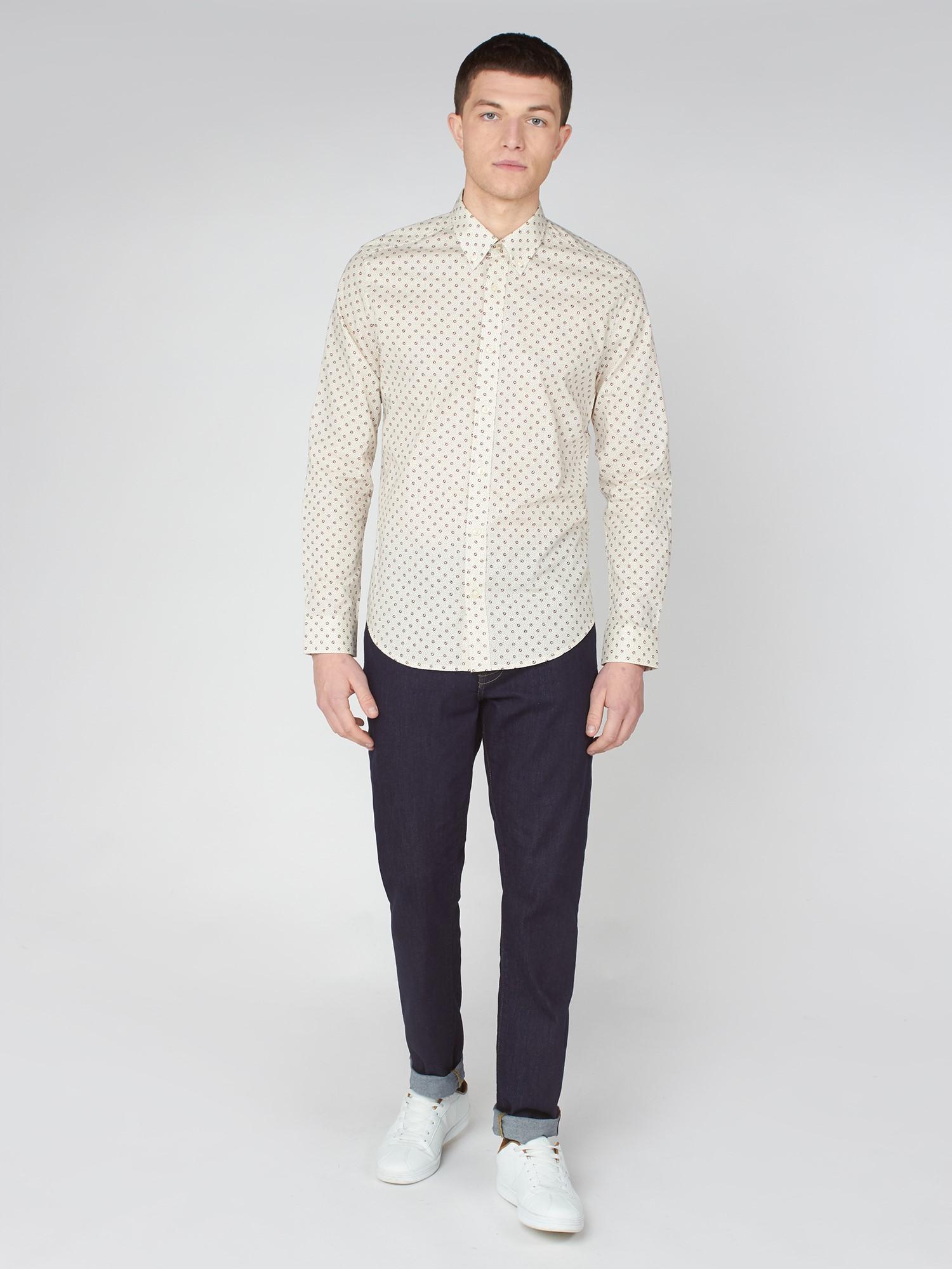 Target Spot Print Shirt