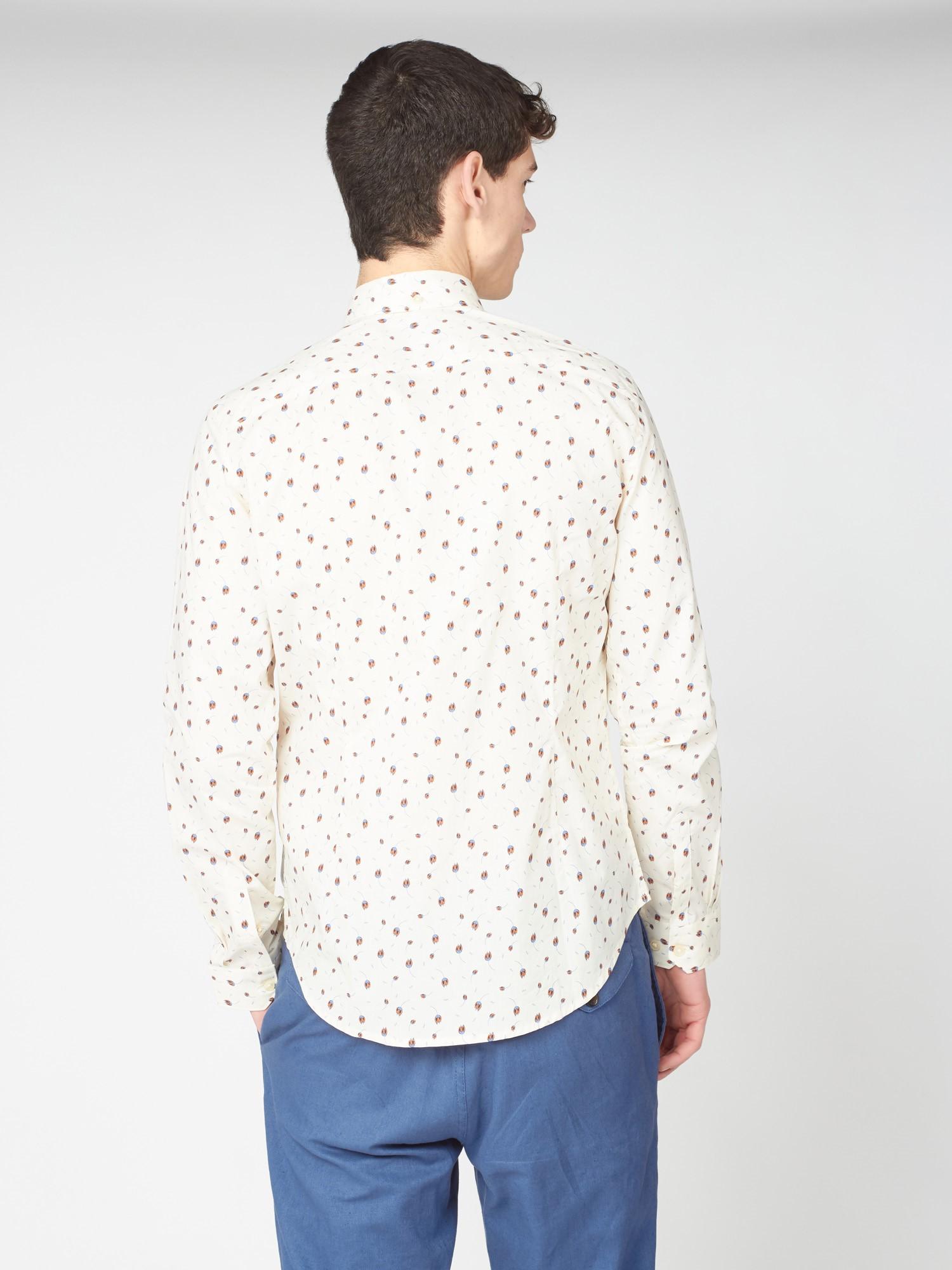 Tulip Print Shirt