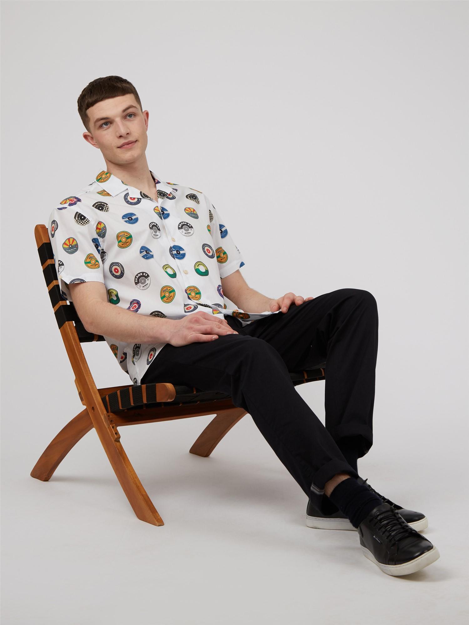 Signature Slim Stretch Chino
