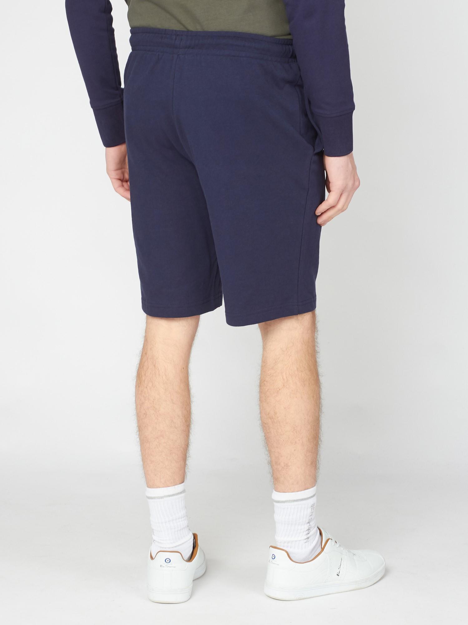 Script Logo Sweat Shorts