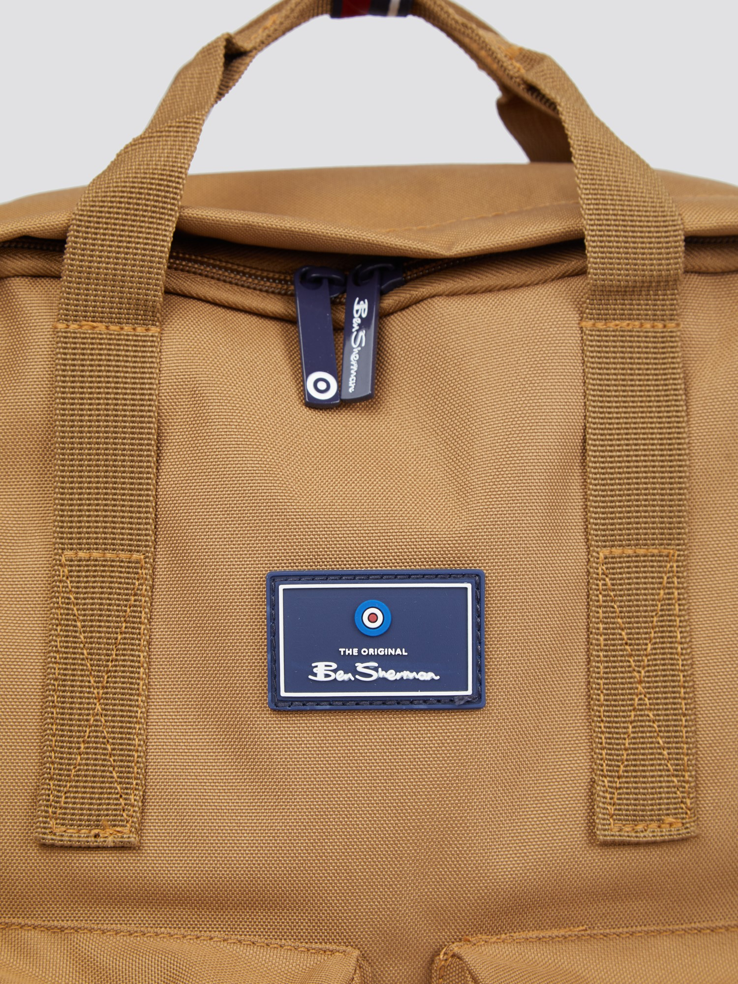 Stiles Backpack - Ochre