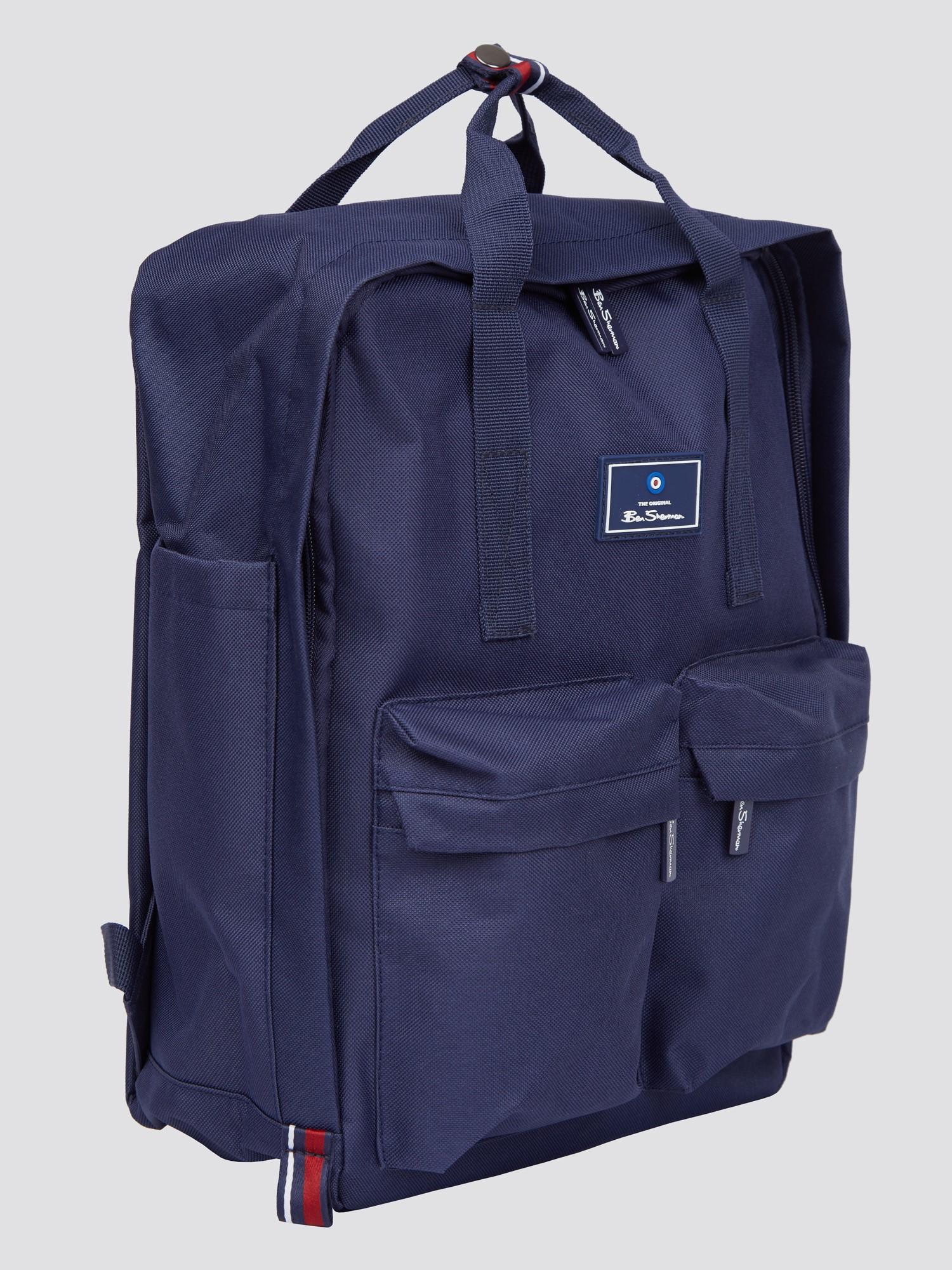 Stiles Backpack - Navy