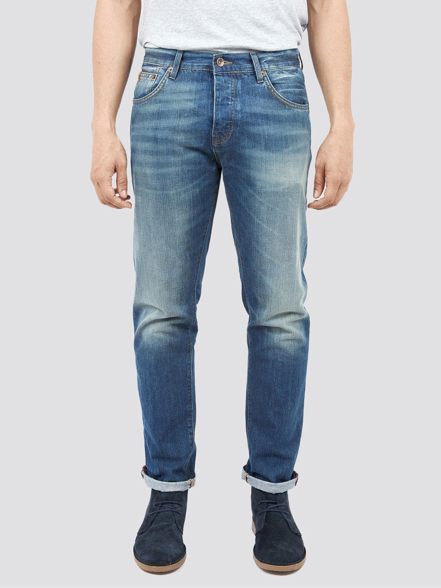Slim Six Month Vintage Jeans
