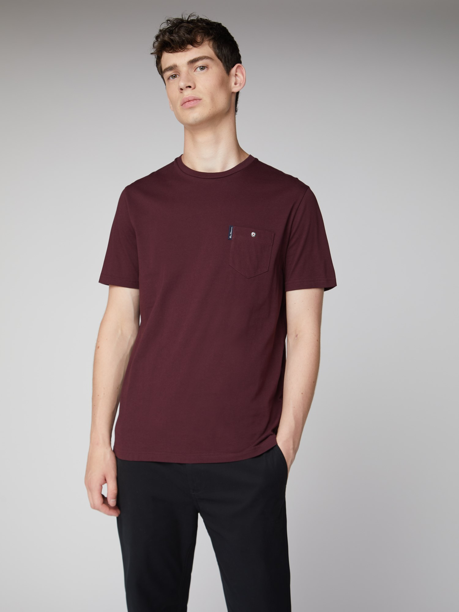Ben Sherman Mens T-Shirt