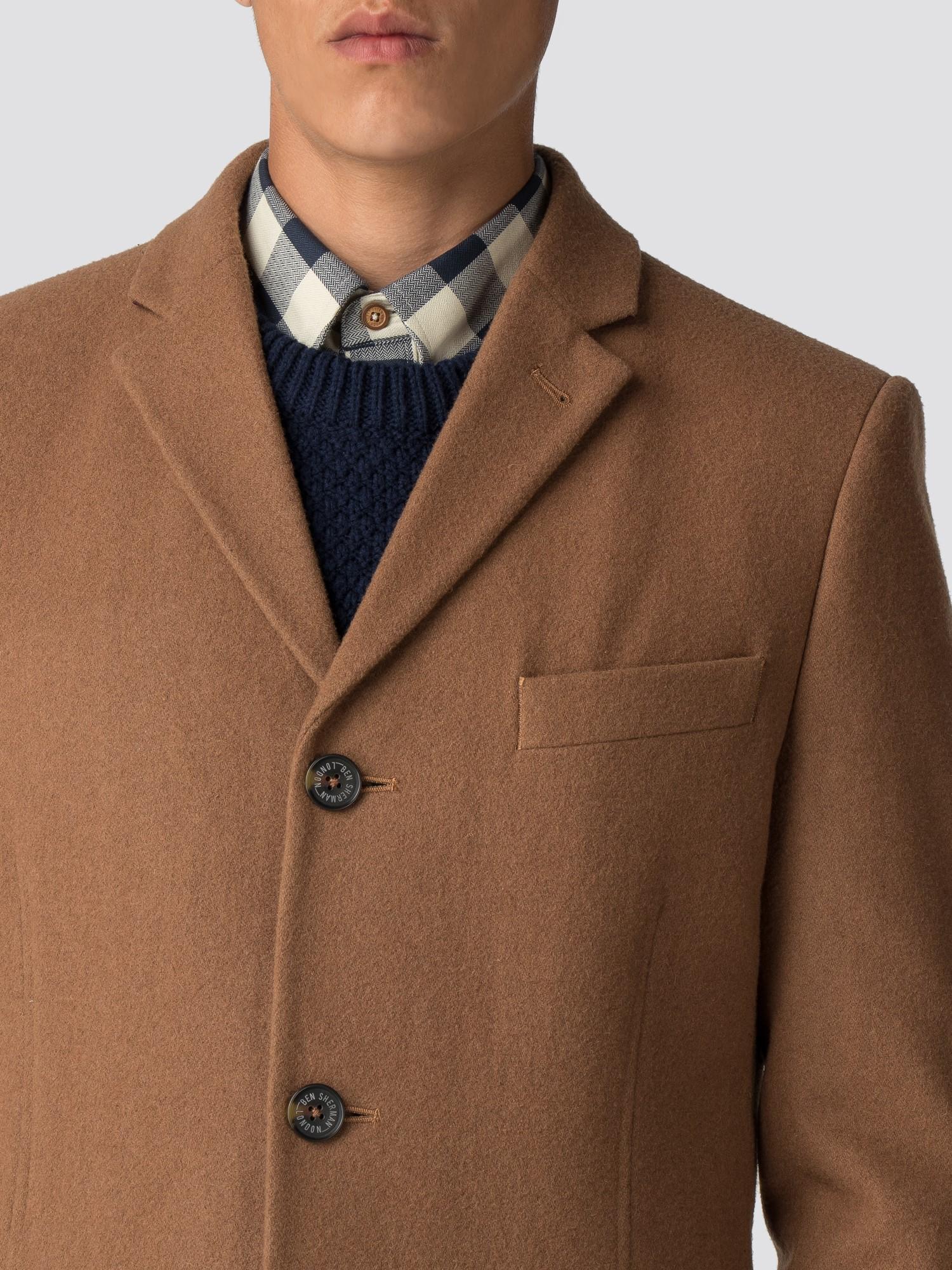 Tailored Coat Ben Sherman