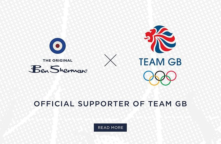 Ben Sherman X Team GB