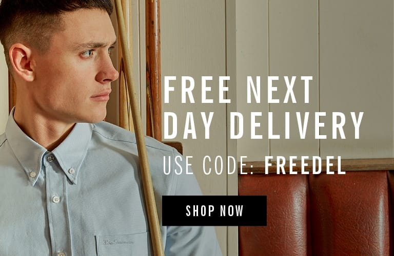 Free Next Day Delivery On Orders Over £25