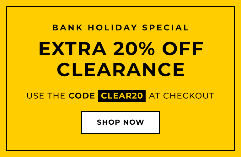 Bank Holiday Clearance