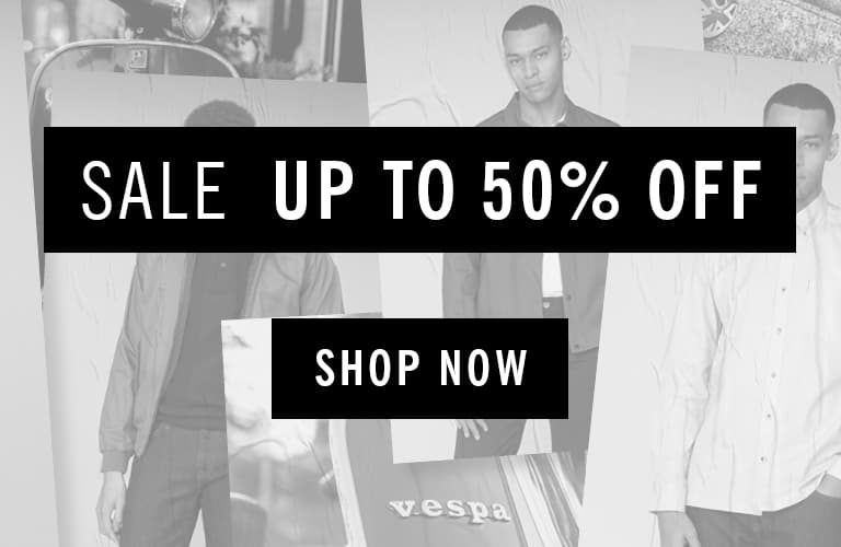 Sale-Up To 50% Off