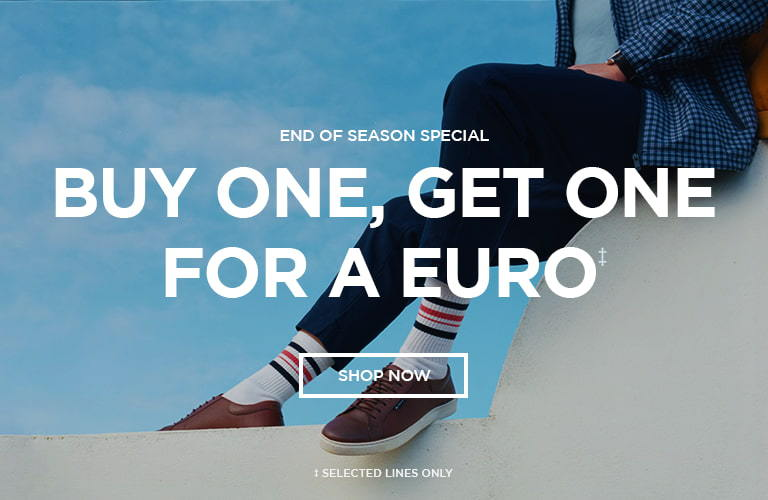 Buy one get one for a euro