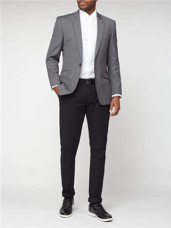 Grey Kings Fit Jacket